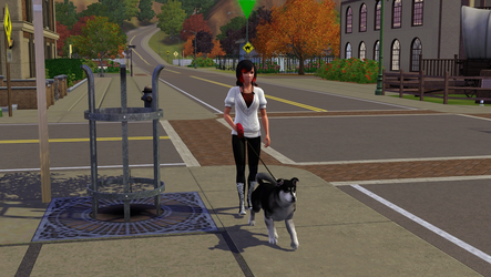 Fun with Sims 3 pets 10 by Lolalilacs