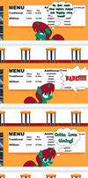 There's No Place Like the Pizza Shop by JasperPie