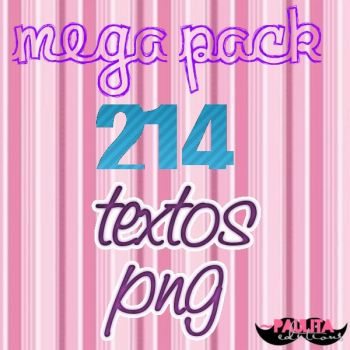 MEGA PACK by xmagicaltouchx