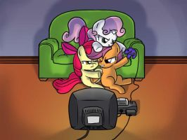 ATG II Day 7 - Conflict by Gachucho