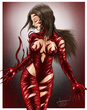 what if ..(carnage)!! by despedorrador