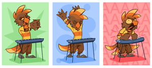 Copper Has Many Talents by PiemationsArt
