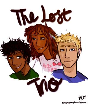 The Lost Trio by merpymerpmerp
