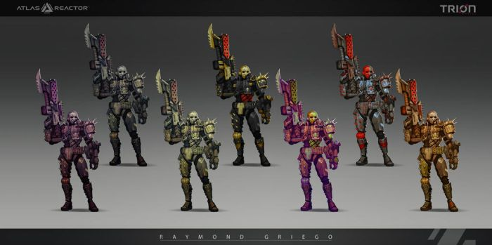 Skin---Blackburn---Apocalyptic Color by RaymondGriego