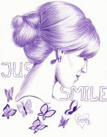 Just Smile by Cindy-R