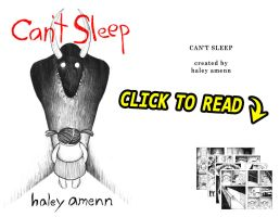 Cant Sleep Comic (PDF) by Inprismed