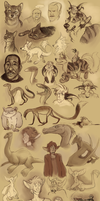 Oodles of Doodles Vll by Jubilations