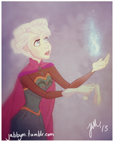 Let It Go by Jabbym