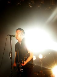 Nine Inch Nails Amsterdam by LittlePear