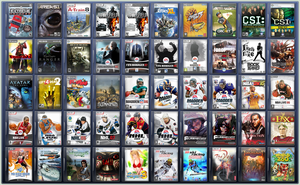 Game Icons 28 by GameBoxIcons