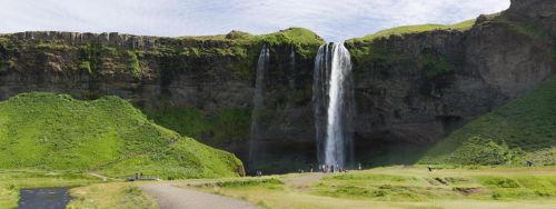 Seljalandsfoss I by juanmah