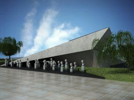 An Student Concept Musium 3 by sayeh-roshan