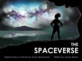 The Spaceverse Cover by gummycow