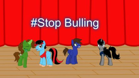 #StopBullying by ChaudTheGamer