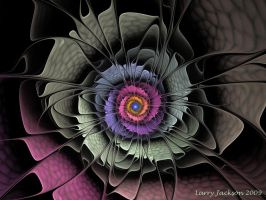 Crackle Flower by Actionjack52