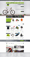 Ecommerce template by m1sh0