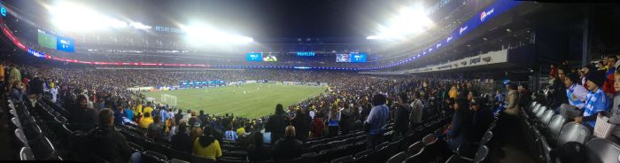 METLIFE STADIUM ECUADOR VS ARGENTINA by xbueno123