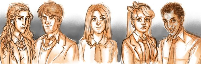 House of Anubis: Sibuna by Annorelka