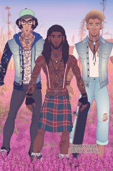 Name this band - Hipster Maker by dolldivine