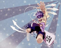 Shaman King color by Dradise