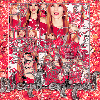 BLEND BELLA THORNE by haru-chan-editions