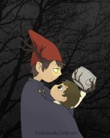 Beast Wirt and Greg by Kaylee-Michele