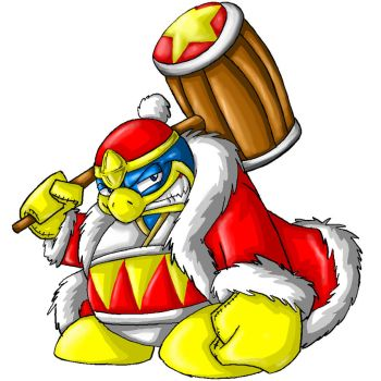 Smash Bros Collab - Dedede by kotaro91