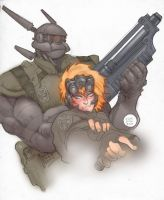 appleseed by moritat