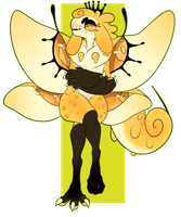 Queen Bee by BitsAndStitch
