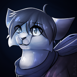In the night by MeenTheIceDragon