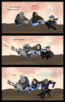 ME3: What a Wonderful Windy Day by ExtremePenguin