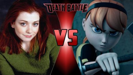 Willow Rosenberg vs. April O'Neil by OmnicidalClown1992