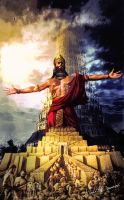 Nebuchadnezzar - The Greatest by Gilgamesh-Art