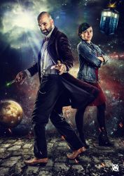 Doctor Who by MeetMrCampbell