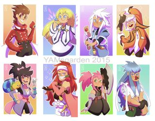 Tales of Symphonia by YAMsgarden