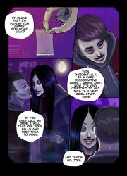 Coma. Page 8 by SheWasZombie