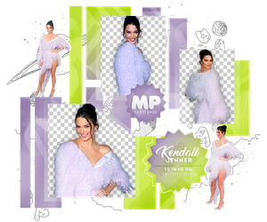 PACK PNG 1113| KENDALL JENNER. by MAGIC-PNGS