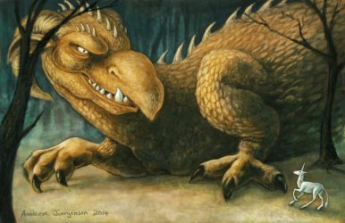 Dragon! by nebester