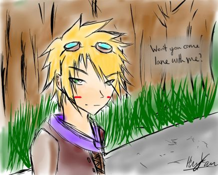 Ezreal In summoners Rift by DemisePrince