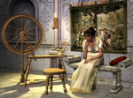 Penelope, Lady of Ithaca by EdenEvergreen