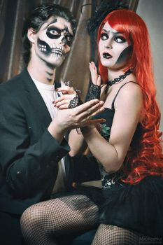 When your husband skeleton! by AngieVaria