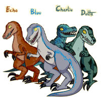Raptor Squad by Rumay-Chian