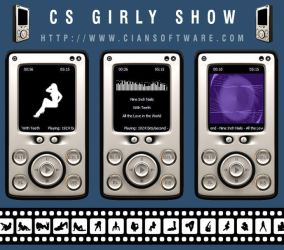 CS Girly Show by hmmdonuts