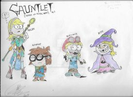 Gauntlet: Heroes of Royal Woods Pt.2 by RoyalWoodsRooster
