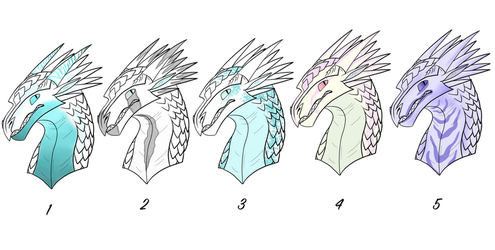 ((2/5 OPEN)) IceWing Adopts *Points by GDTrekkie