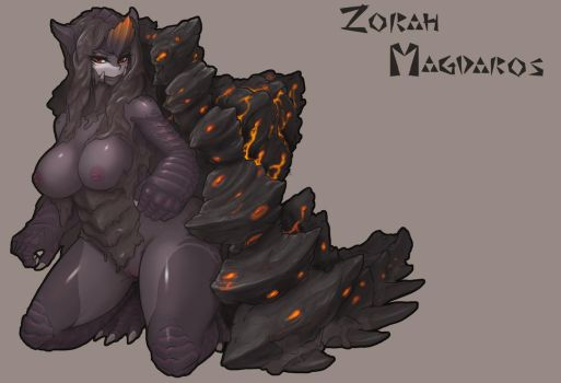 Zorah_Magdaros humanization +18 by MuHut