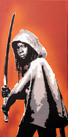 Michonne by NerdgasmsByKat