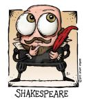 Shakespeare by stuartmcghee