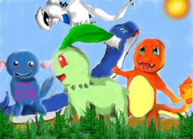 Really old Work-Pokemon by FuriarossaAndMimma