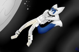 Aero Chilling in Space by RyoFox630